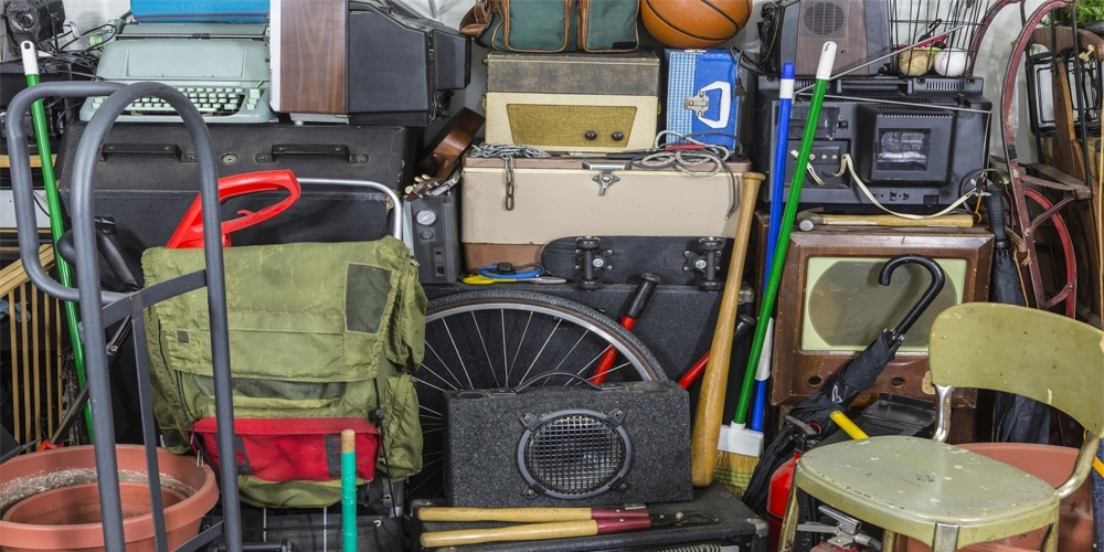 The reality of hoarding - and how we can help