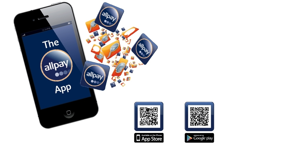 Changes to the allpay Mobile APP
