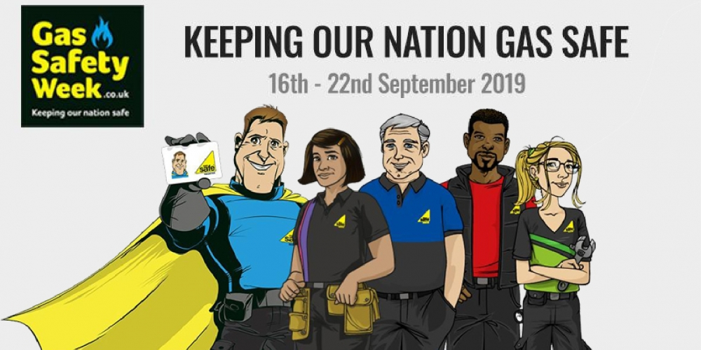 Gas Safety Week 2019