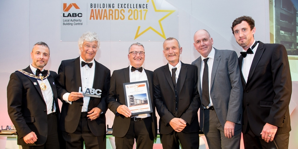 Highwood Mill Wins at LABC Excellence Awards